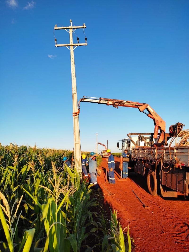 Foto Obra Rural